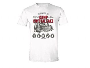 Friday 13th  Camp Crystal Lake T-Shirt
